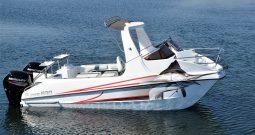 Ace Glider 630 2x115HP Tigershark CT 4 Stroke